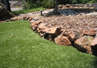 Artificial Grass Lawn 01