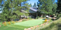 Artificial Grass Putting Green Penn Valley California