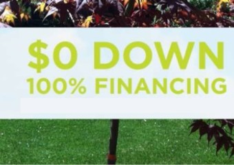 ARTIFICIAL TURF GRASS AND PACE-FINANCE-BANNER