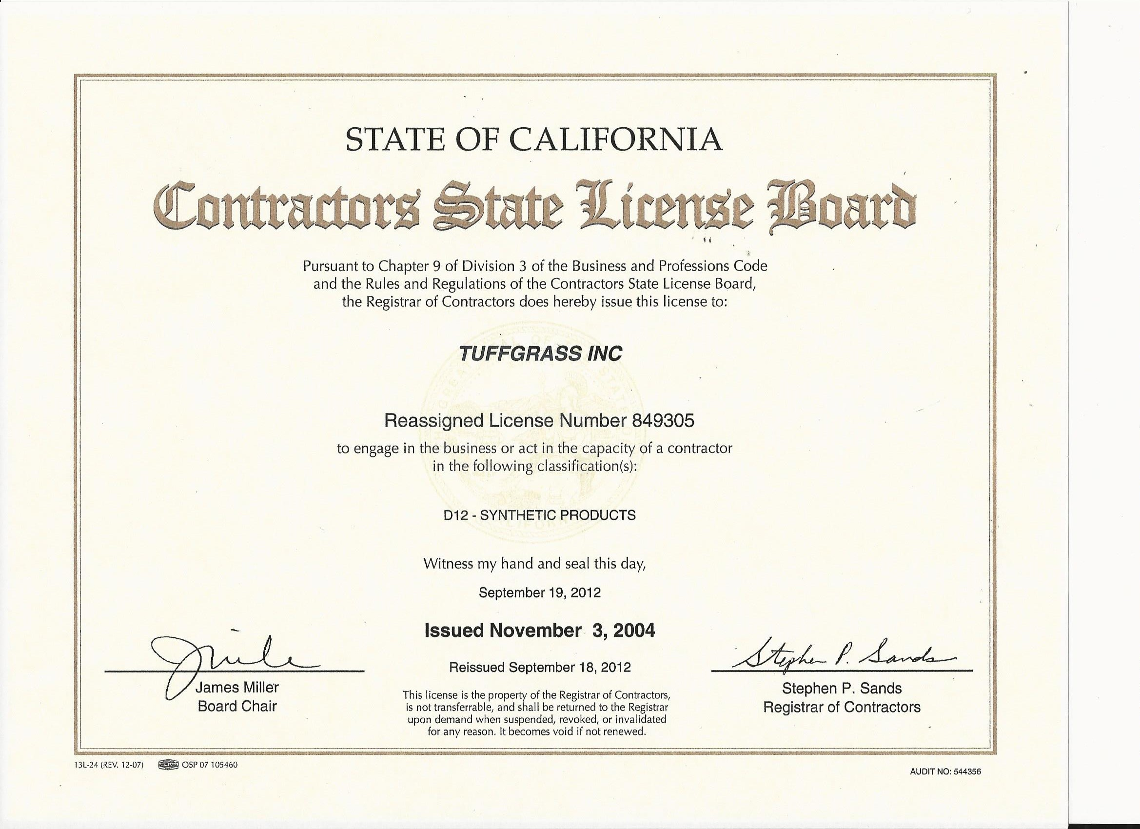 how to become a licensed contractor in california