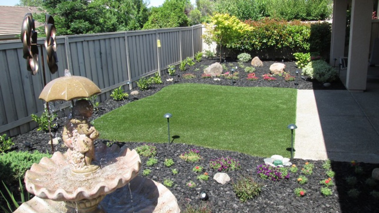 How We Install Basic Artificial Grass Lawn Artificial Grass