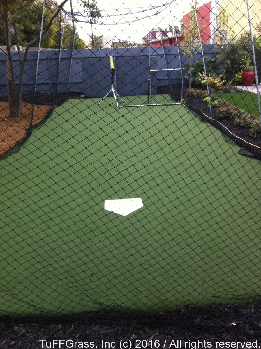 Artficial Turf Grass Batting Cage 09