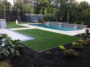 Artficial Turf Grass Batting Cage 07