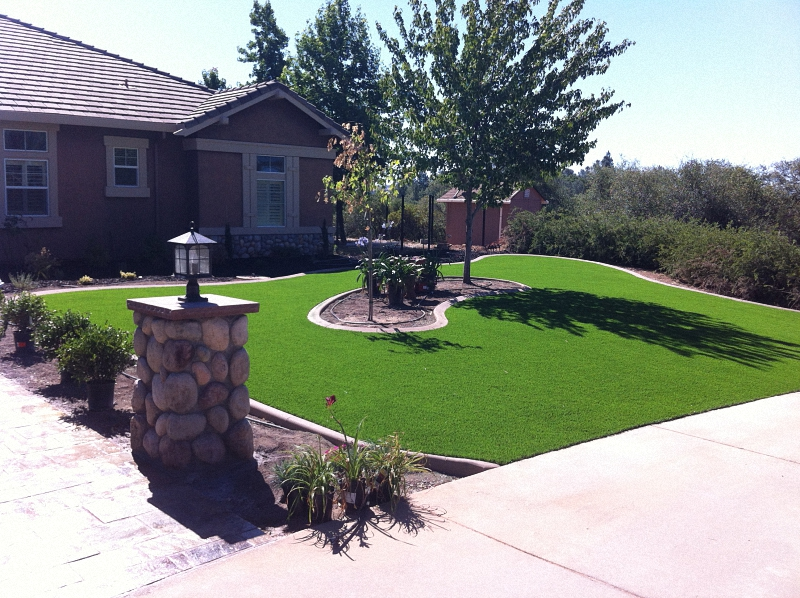 Hoa Approved Artificial Grass Front Lawn Artificial Grass